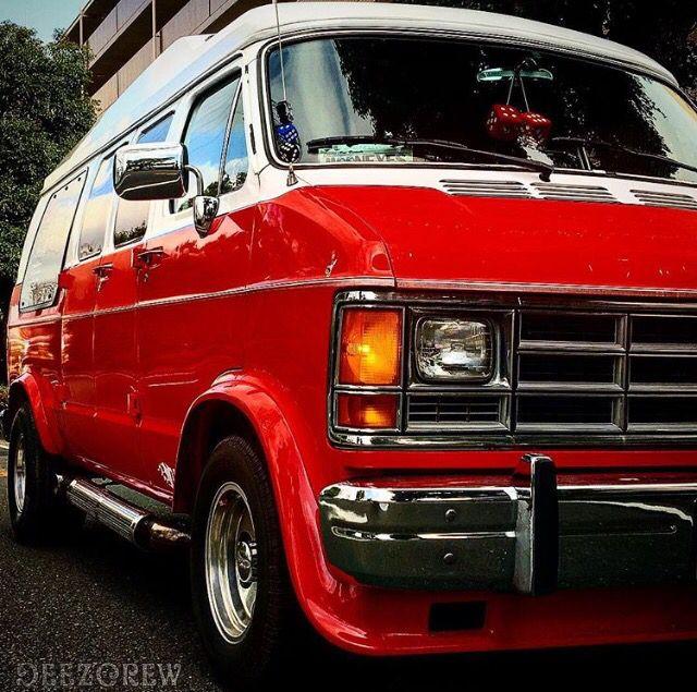 Dodge Ram 1500 Craigslist: Custom Dodge Vans: 1979-93