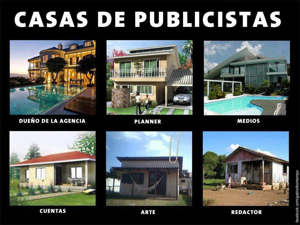La casa del publicista