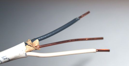 neutral - the wire or conductor in an electrical system which is ...