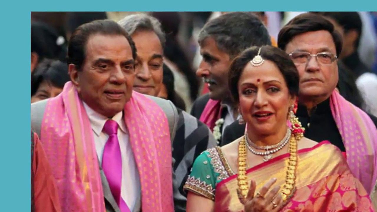Bobby Deol With Family Dad Dharmendra And Mother Hema Malini And