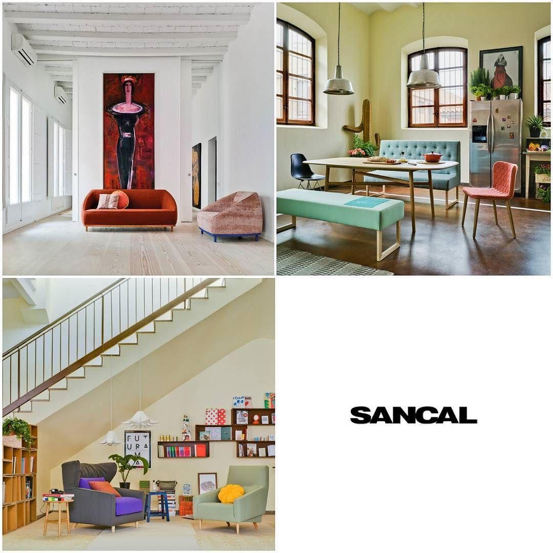 Nos encanta como queda el mobiliario de @sancal en el espacio #HouzzEnCasaDecor! Pronto podrás verlo en @casadecoroficial! #CasaDecor2016 by houzzesp