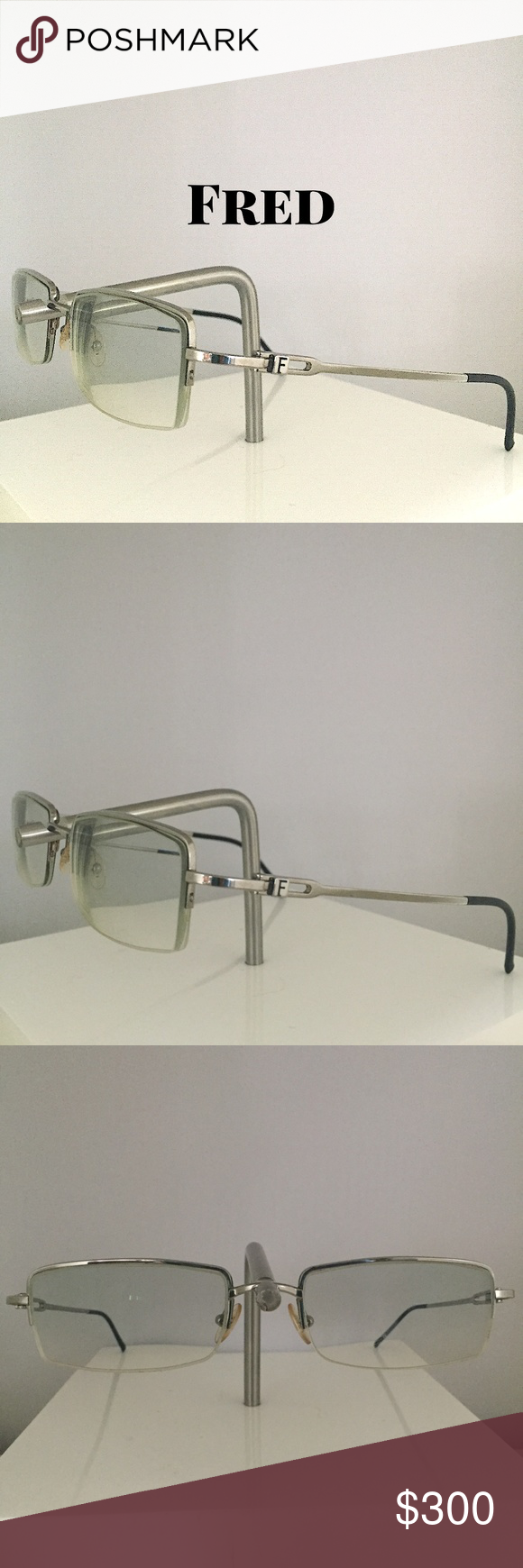 1f35dbca7ef0 FRED LUNETTES Eyeglasses FRED LUNETTES Eyeglasses! Stunning in both looks  and quality FRED eyewear.