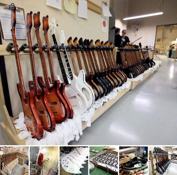 rickenbacker guitar factory tour awesome odd photos guitar tours tom petty. Black Bedroom Furniture Sets. Home Design Ideas