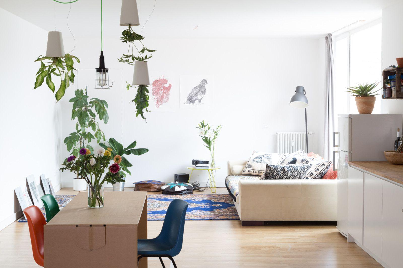 Fa\' Empel & Kirikoo Des — Freunde von Freunden: Hängende Pflanzen ...