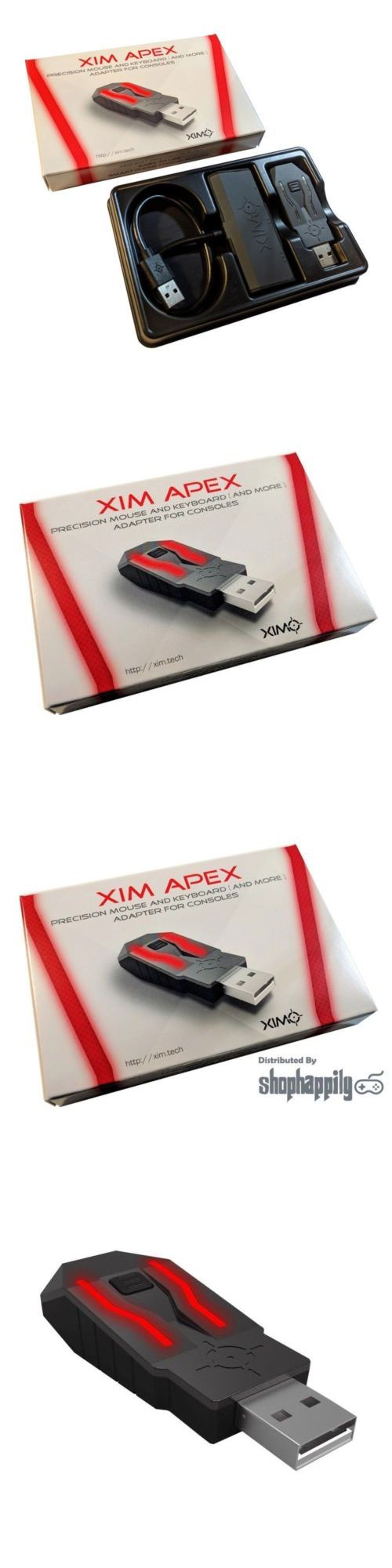 Video Game Accessories 54968: Xim Apex Precison Mouse And