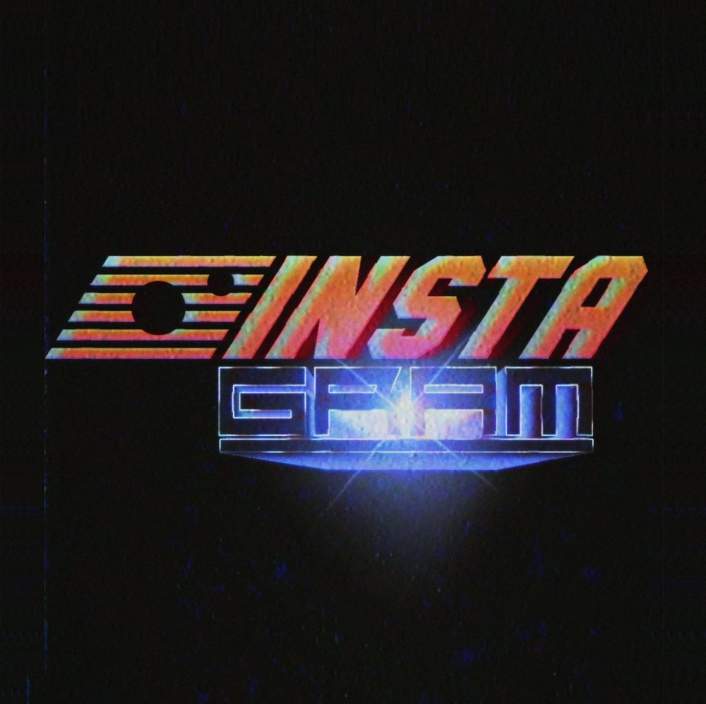 Instagram Logo Retro Design In 2020 Logo Redesign Retro Logos Vintage Logo Design
