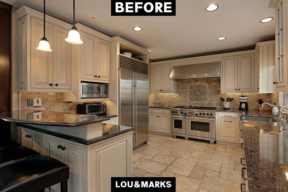 130 Real Estate Lightroom Presets In 2020 Classical Kitchen Kitchen Remodel Small Tuscan Kitchen