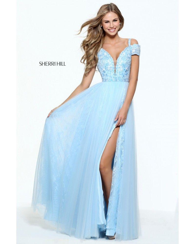 Sherri Hill 50874 Prom Dress