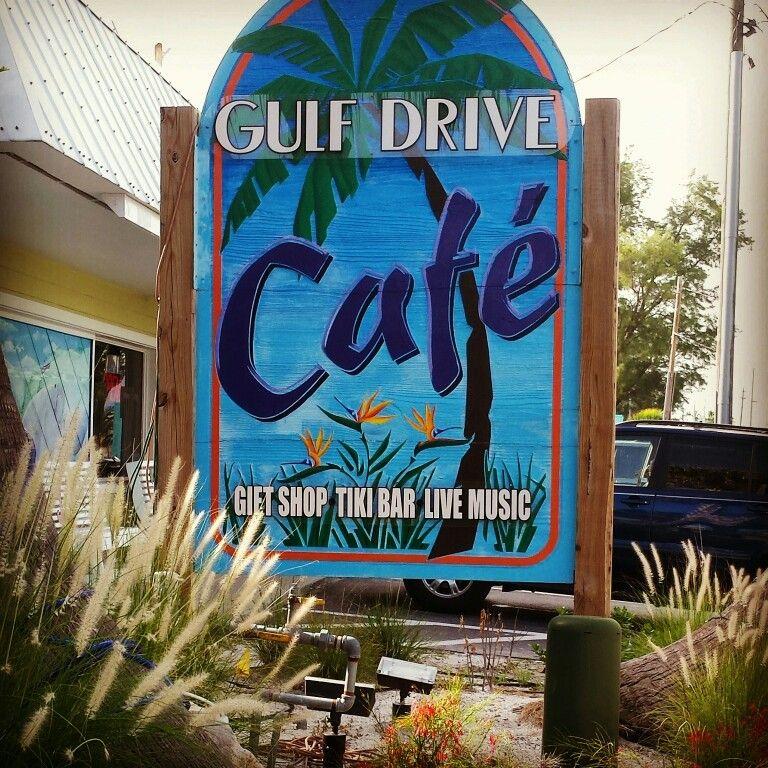 Gulf Drive Cafe & Tiki Bar
