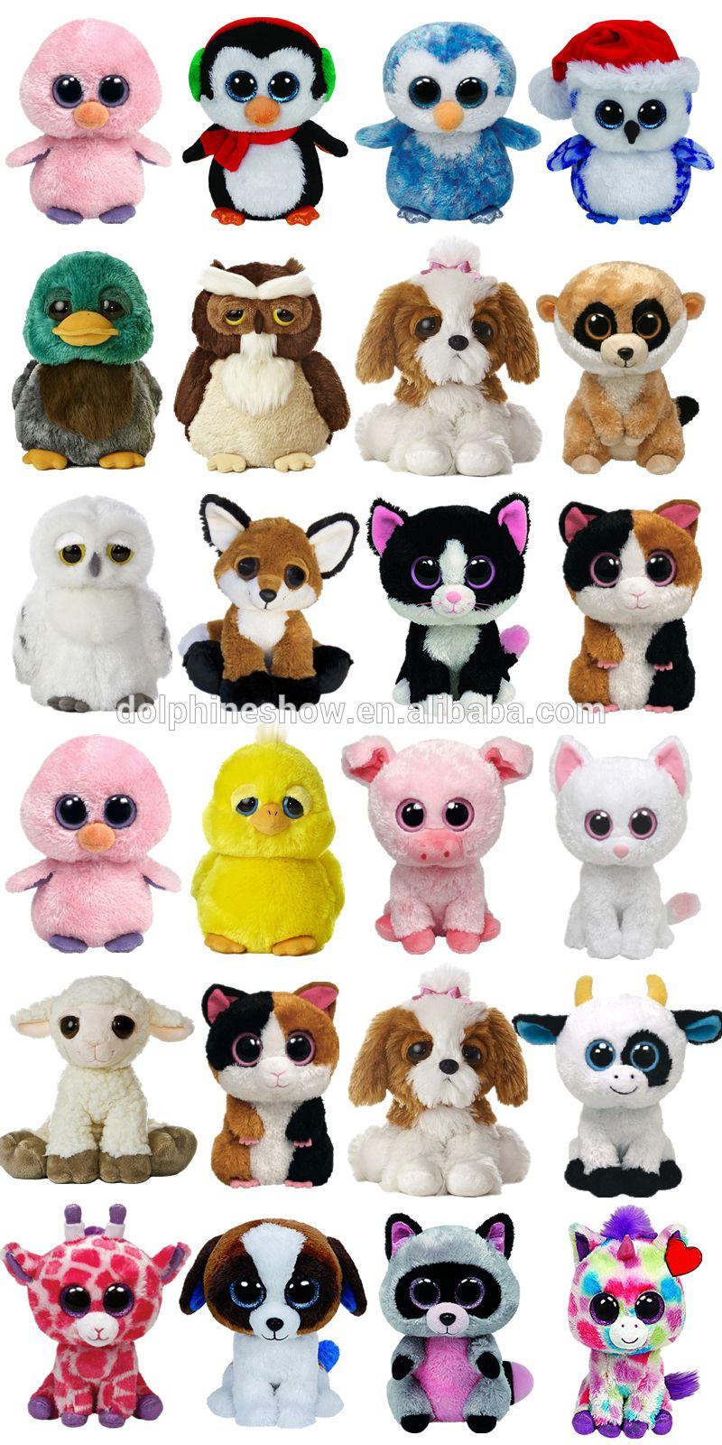 Ty Beanie Boos plush stuffed soft colorful deer toy Boo