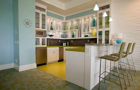 Cocinas con desayunador ideas para el hogar pinterest cocinas cocinas con desayunador altavistaventures Gallery