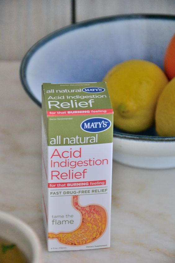 The Best All-Natural Cure for Acid Reflux