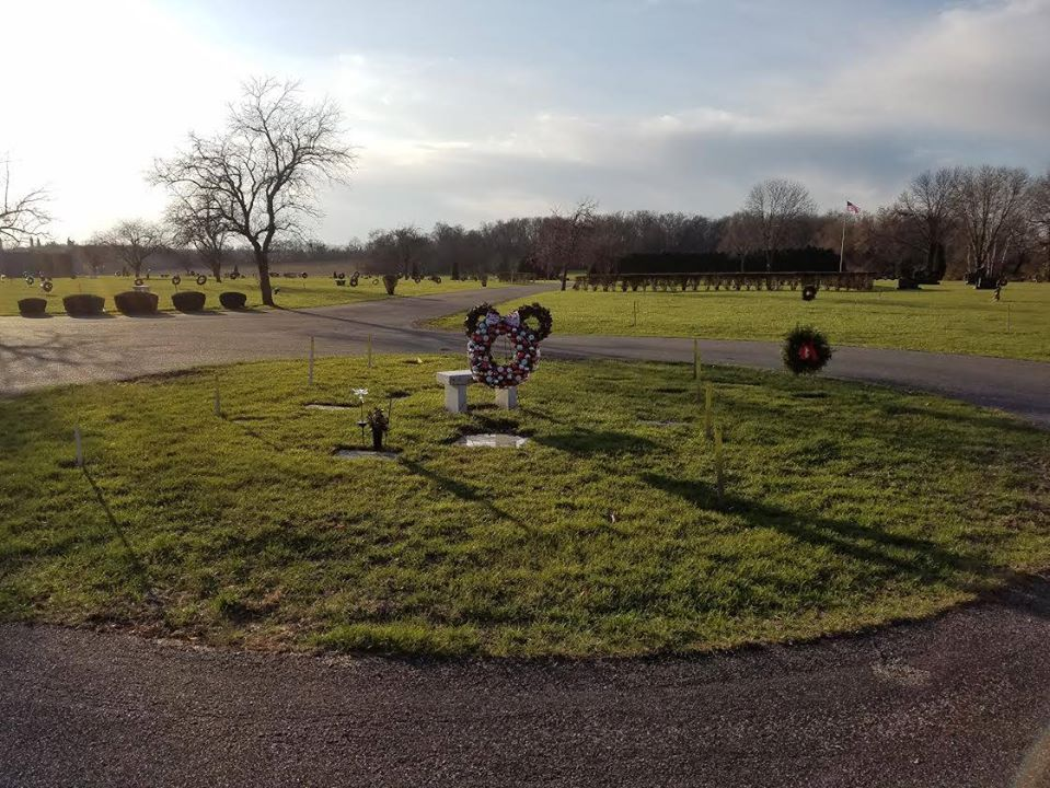3 Grave Spaces for Sale 750ea! Highland Memory Gardens