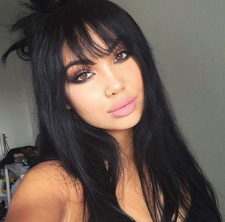 Pinterest Ivoryblackk Https Pinterest Com Ivoryblackk Urban Edgy Streetstyle Yeezy Casual Chic Mi Hair Styles Hairstyles With Bangs Wig Hairstyles