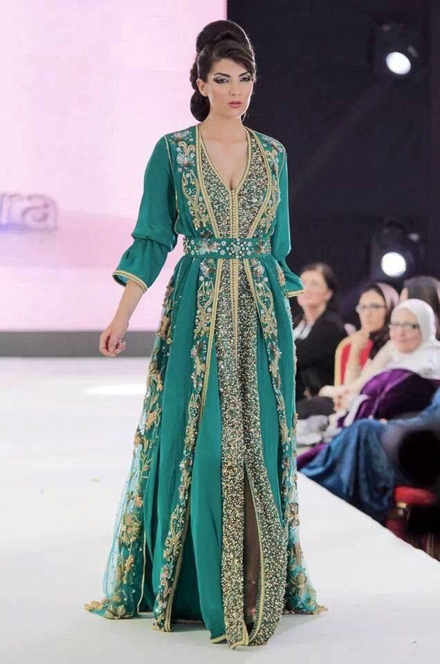 dc46b26a7f4b Can pretty please marry into Moroccan royalty? Is that asking for too much?  Lol Sara Hilali caftan