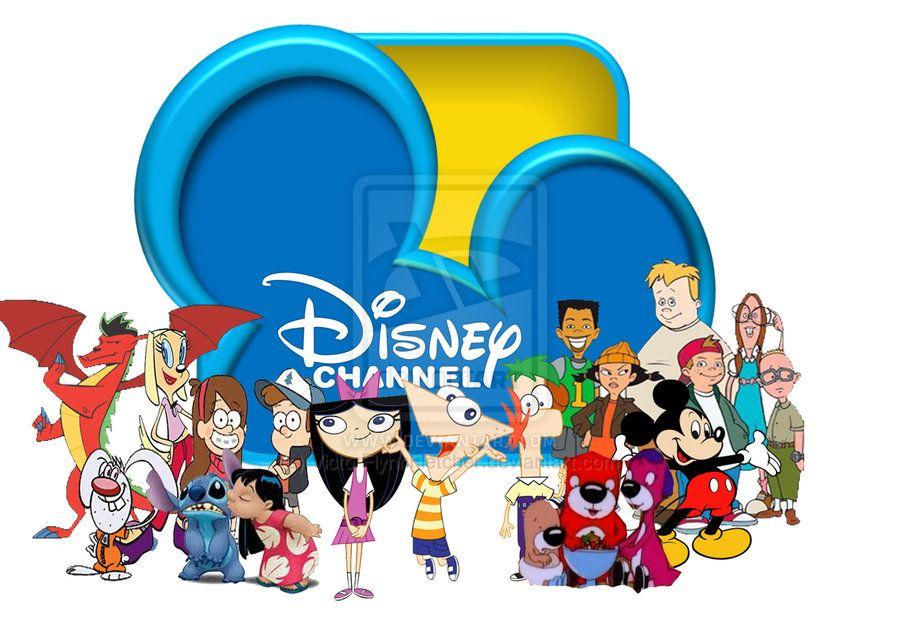 Resultado De Imagen Para Disney Channel Caricaturas Programas