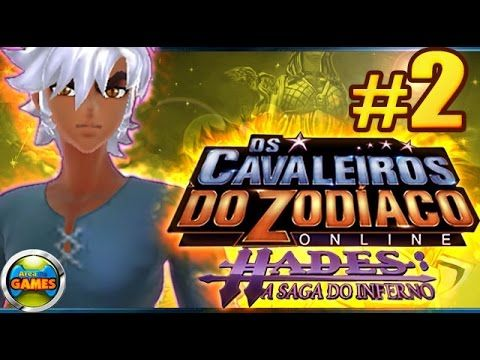 Saint Seiya Online #02 [Primeiras Quests]
