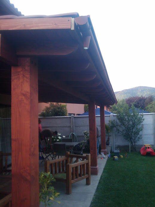 Pergola Purran Backyard En 2019 Quinchos Pérgolas Y