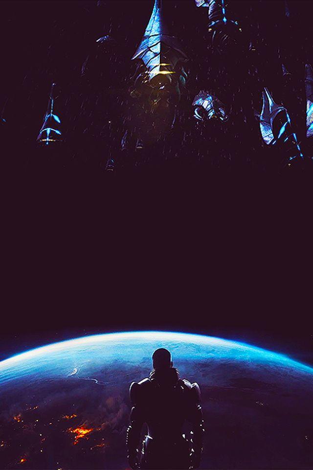 Mass Effect Iphone Wallpaper Mass Effect Mass Effect Reapers Mass Effect Characters