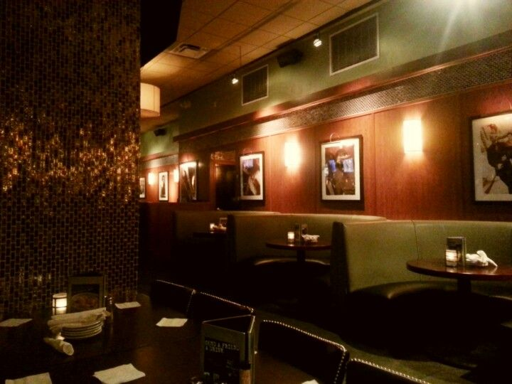 Inside Bar Louie On Sand Lake Rd Orlando