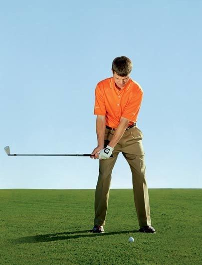 One Of The Basics In Golf Instruction Is The Concept Of A One Piece