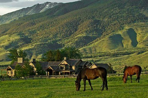 Montana Farm And Ranch Property For Sale Montana Ranch Ranches For Sale Horse Ranch