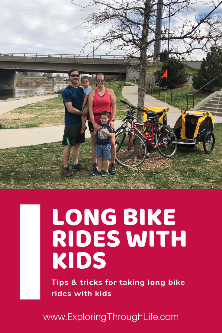 How To Survive Long Bike Rides With Babies And Toddlers Bucket