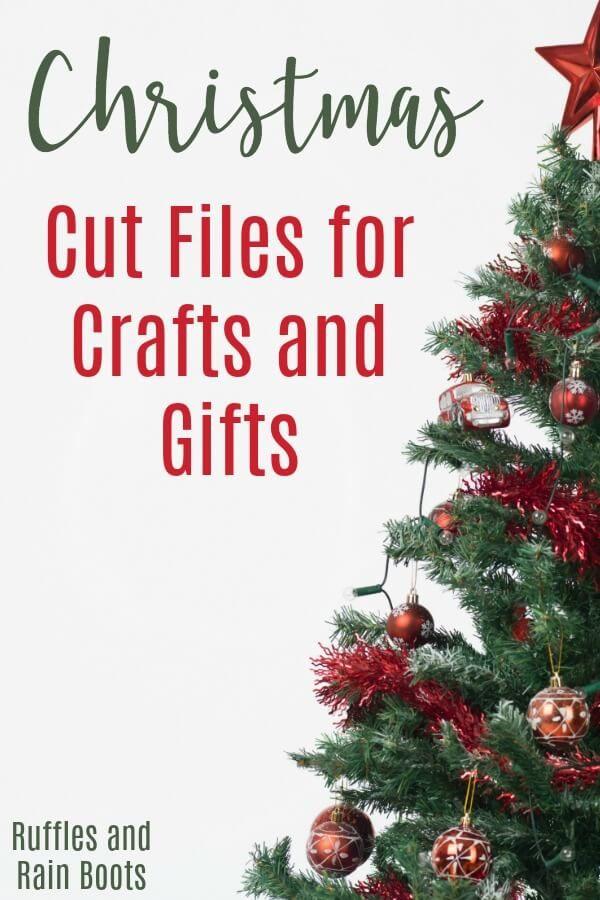 Download Free Christmas SVG Files | Cricut christmas ideas ...