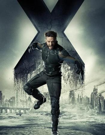 Wolverine X Men Movies Wiki Fandom Powered By Wikia Days Of Future Past X Men Wolverine