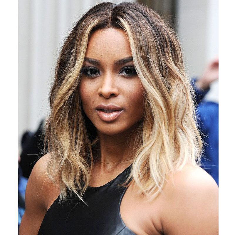 cheap hair styles ciara hairstyle ombre wig pixie wig 2169