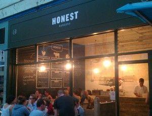 Honest Burgers.  www.whatsoninlondon.co.uk  #eating #burgers #restaurants #london