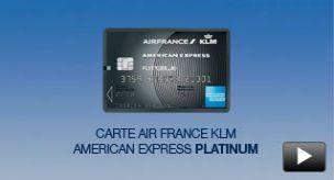 Carte Platinum Flying Blue Air France Klm Amex Fr Achats