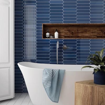Navy Blue Tiles Top 10 From 487 Collections En 2020 Murs Bleu