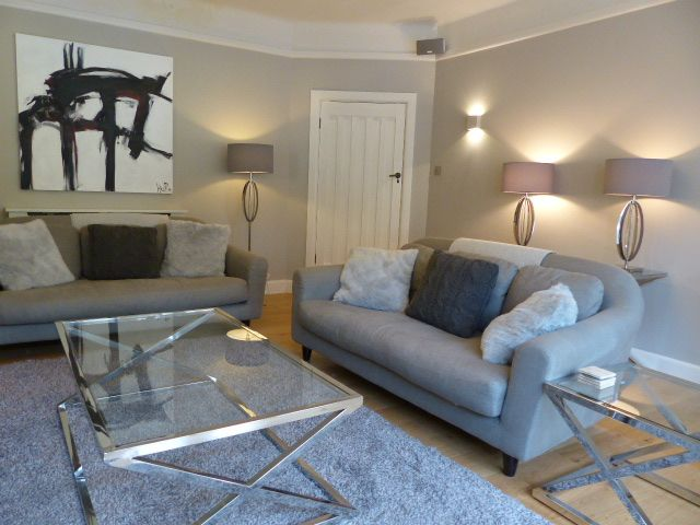 Bournemouth Living Room Designed By Smb Interior Design With