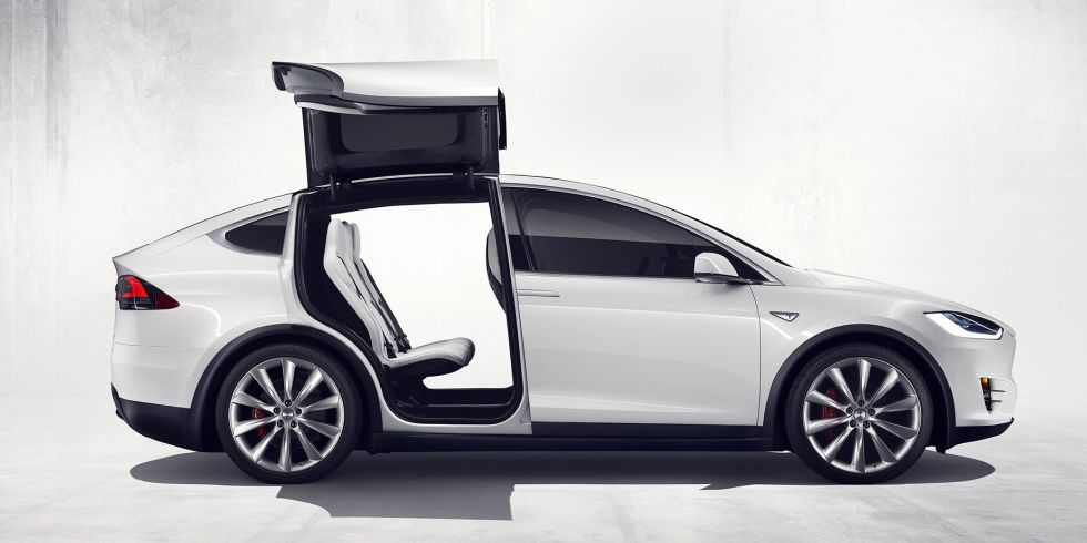 The Seven Craziest Things About The Tesla Model X Tesla Model X Tesla Model Tesla X