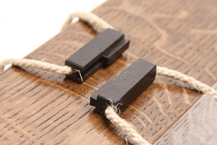 Rope Handle Spices Up A Tea Box Reader S Gallery Fine
