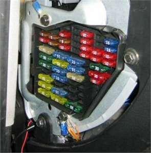Where is the fuse box on a 2003 VW Passat V6? - Fixya | Fuse box, Vw passat,  BoxPinterest