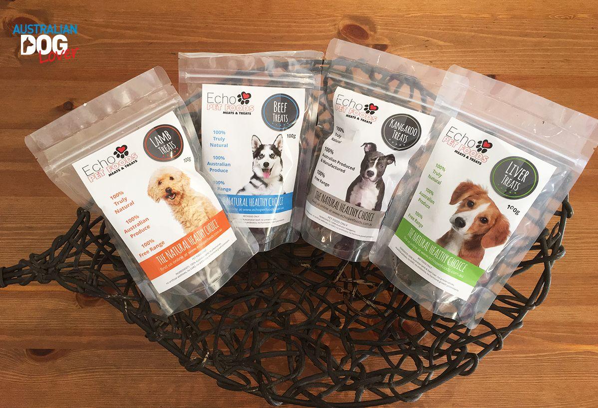 Echo Pet Foods Dog Treats Review Food Animals Dog Treats Dog Food Recipes