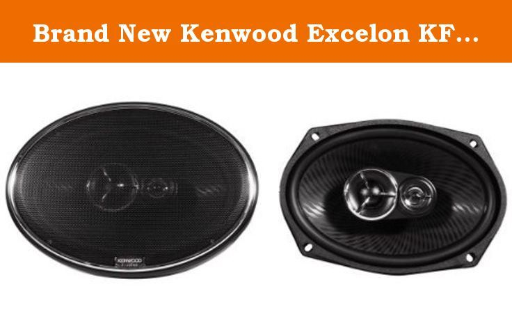 Kenwood 3 Way Speaker Wiring
