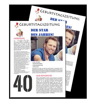 Geburtstagszeitung Gestalten Kostenlose Software Vorlagen Beispiele Geburtstagszeitung Sketche Zum Geburtstag Zeitung