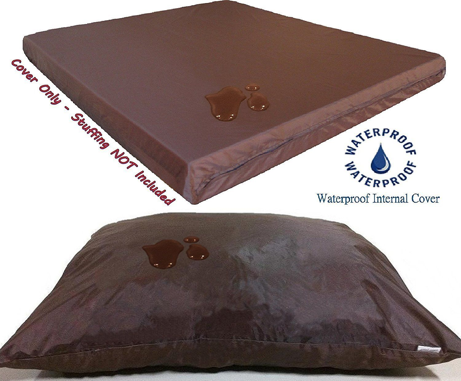 XL Orthopedic Waterproof Durable Dog Bed for