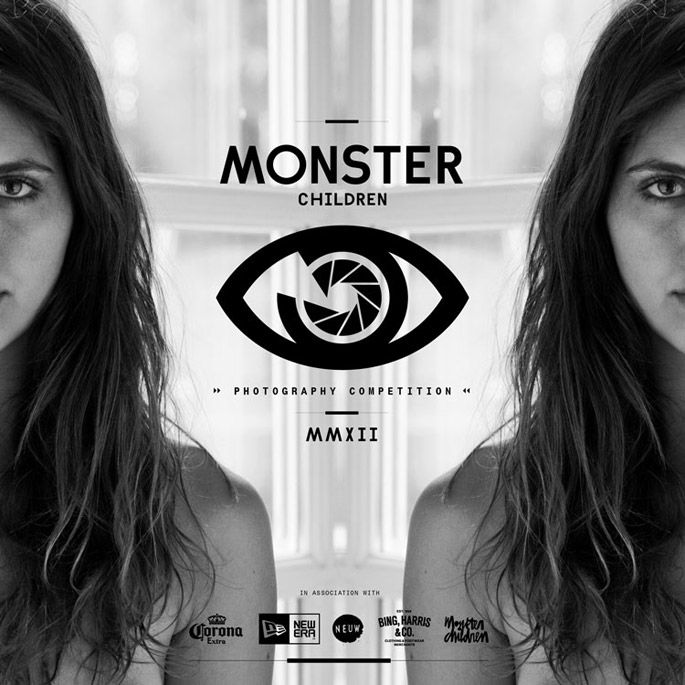 Afends - Blog - Monster Children Photo Competition 2012