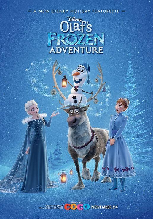 frozen adventure panosundaki pin olaf