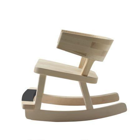 Ineke Hans Neo Country Rocking Chair.