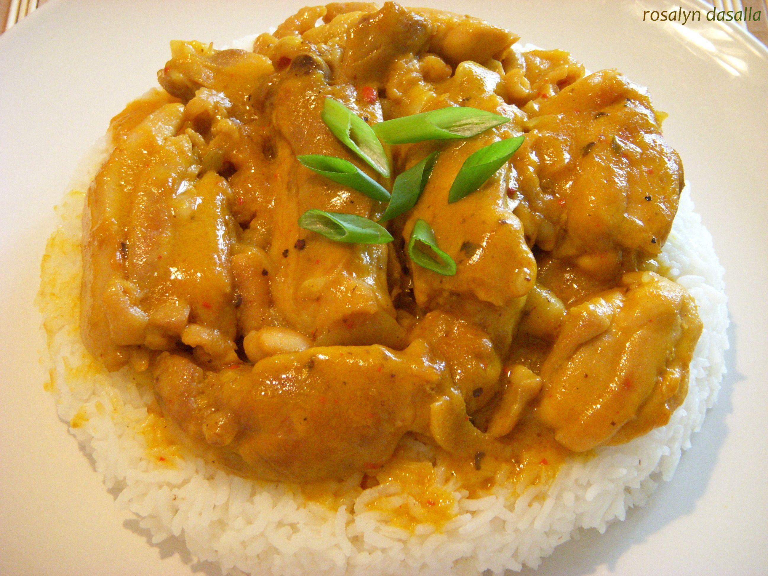 Creamed curry chicken favorite foods pinterest curry chicken creamed curry chicken forumfinder Gallery