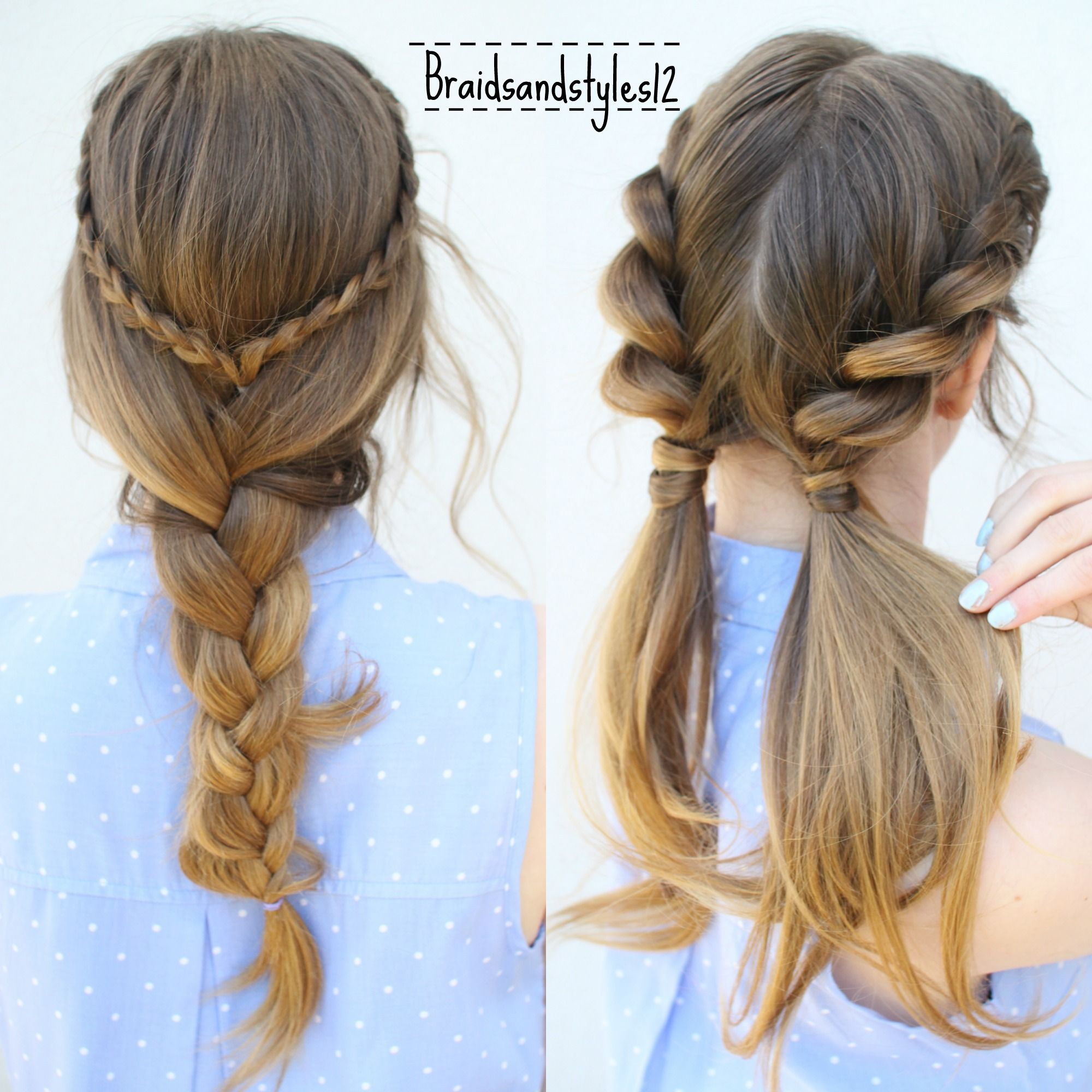 4 Easy Summer Hairstyle Ideas By Braidsandstyles12 Summer Braids Hair Styles Easy Summer Hairstyles Athletic Hairstyles