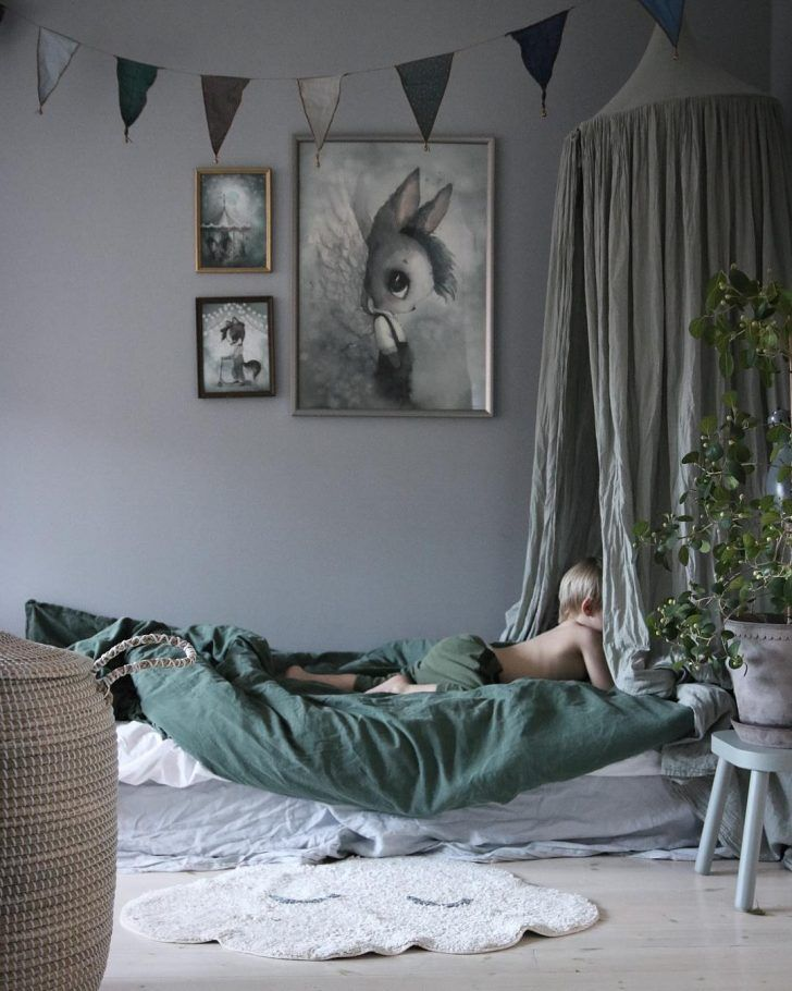 amusing green gray bedroom ideas kids | Grey & Green: A stylish colour combo for boys or girls ...
