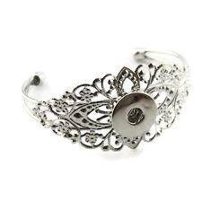 Bracelet, Sculpted Cuff