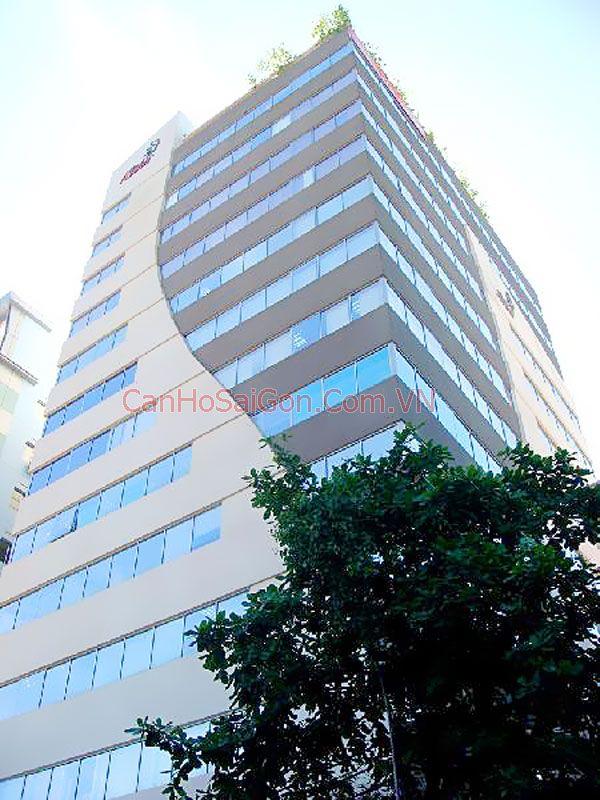 Văn phòng cho thuê quận 1, Cao ốc văn phòng miss ao dai building bên trong tòa nhà gồm : 12 tầng , 2 hầm , diện tích thuê đa dạng