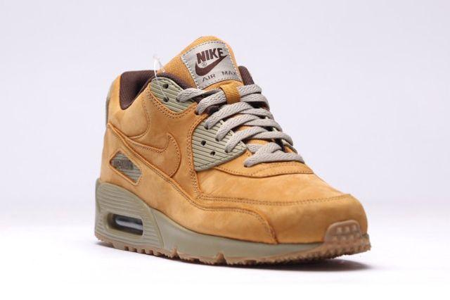 NIKE AIR MAX 90 WINTER PRM (WHEAT) - Sneaker Freaker  b88960d4d